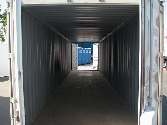 Mobile Storage by TST Logistics Inc.
